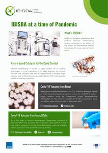 IBISBA at a time of Pandemic