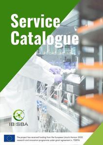 IBISBA Service Catalogue