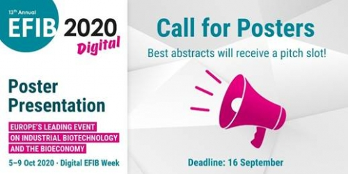 EFIB 2020 | Call for Poster Abstract